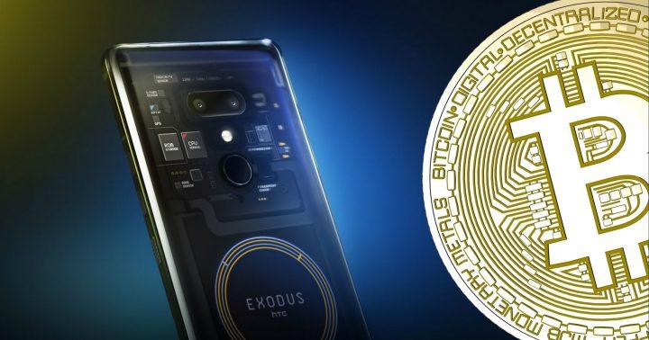 HTC Exodus 1S blockchain