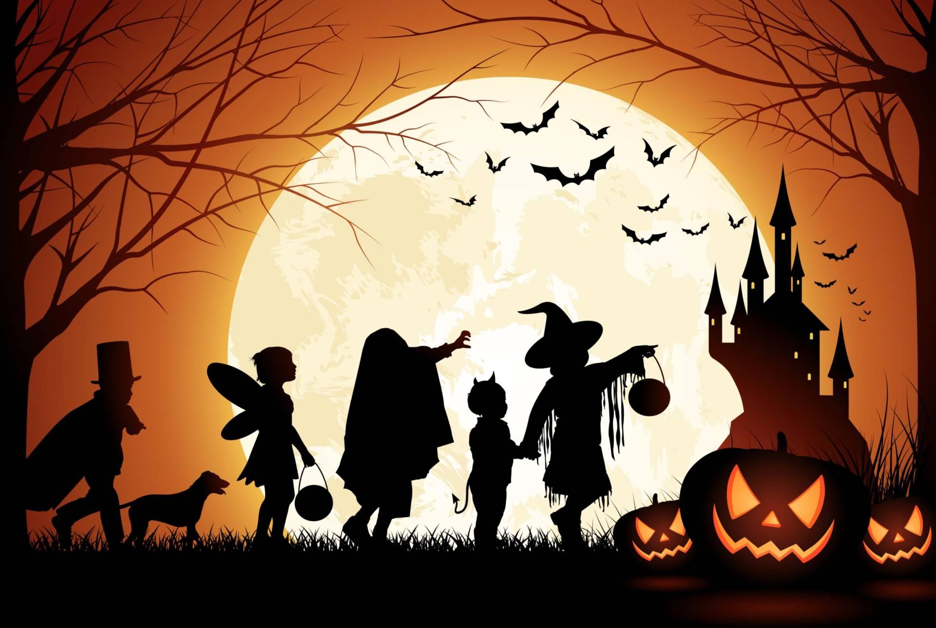 Halloween notte
