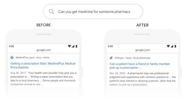 Nuovo algoritmo Google BERT