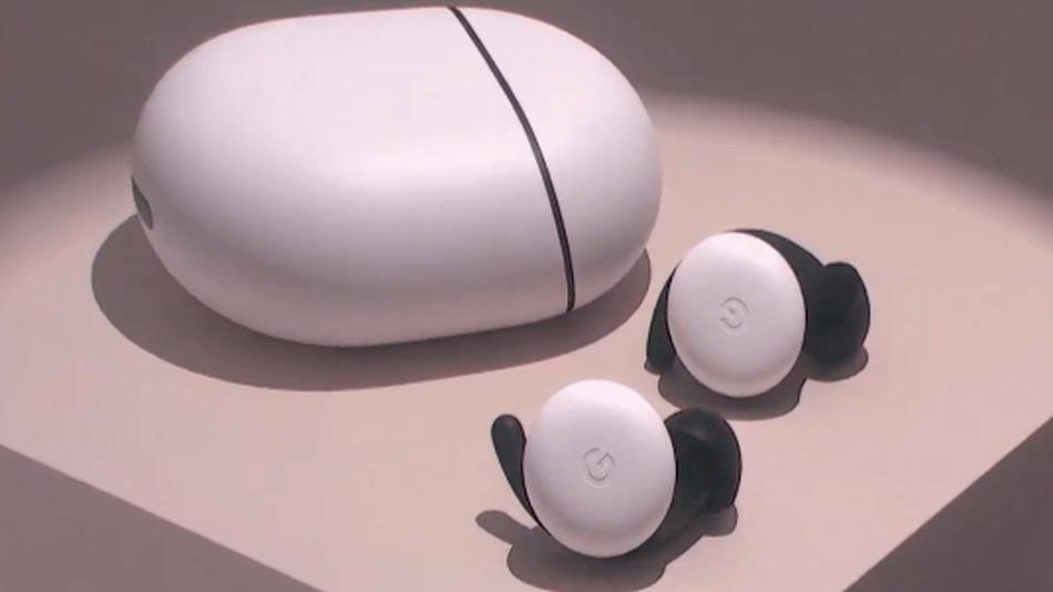 Pixel Buds air pods di Google