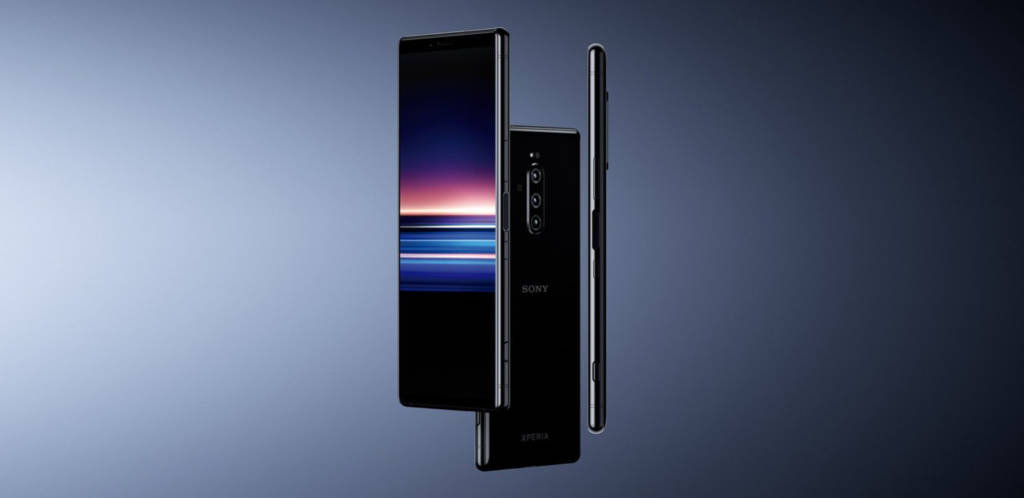 Sony Xperia con Snapdragon 865