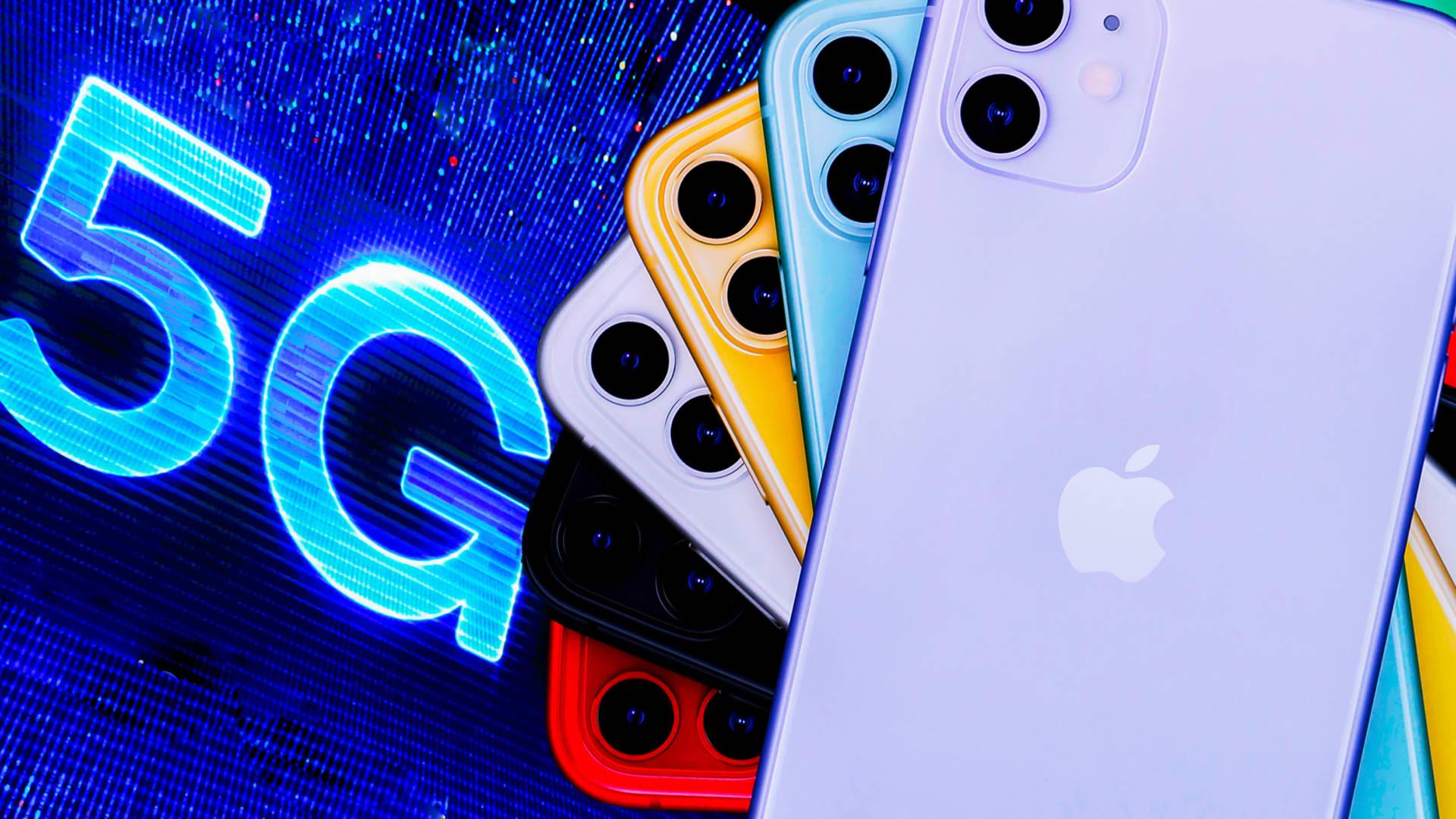 connettività 5G iPhone 2020