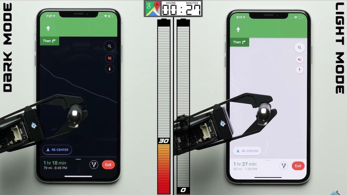 Dark Mode, la modalità scura fa risparmiare batteria all'iPhone