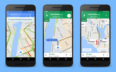 Google Maps aiuterà chi ha problemi di vista