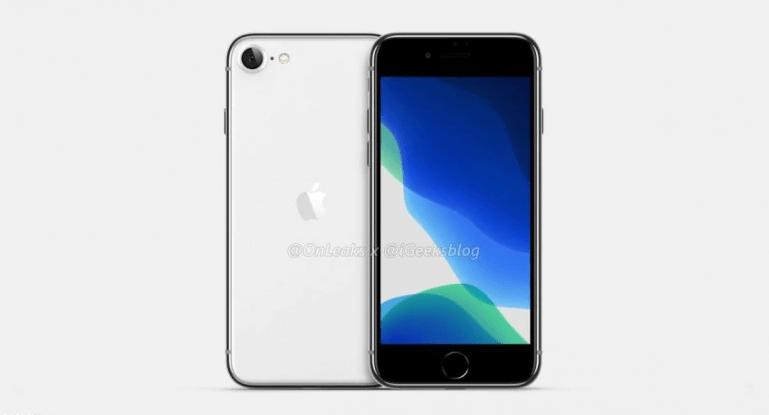 immagini iPhone SE 2