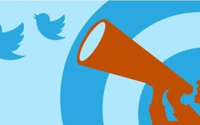 Il numero di telefono su Twitter è stato utilizzato per indirizzare gli annunci