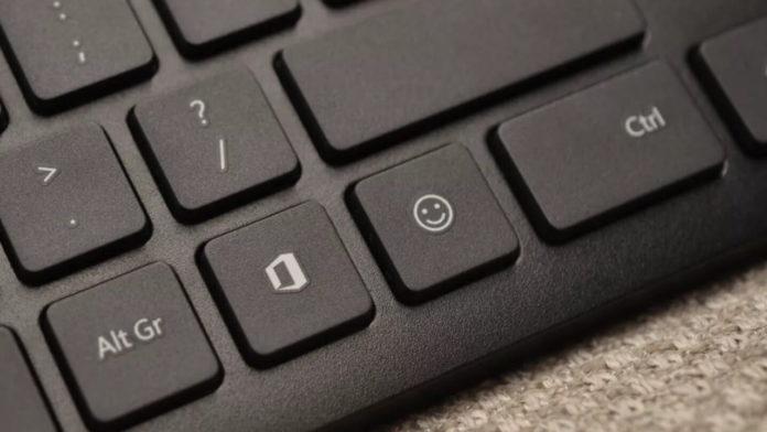 dettaglio nuovi tasti office e emoji