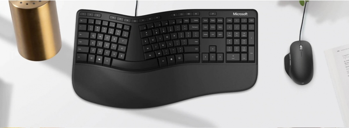 Nuove tastiere di Microsoft, arrivano il tasto Office ed Emoji