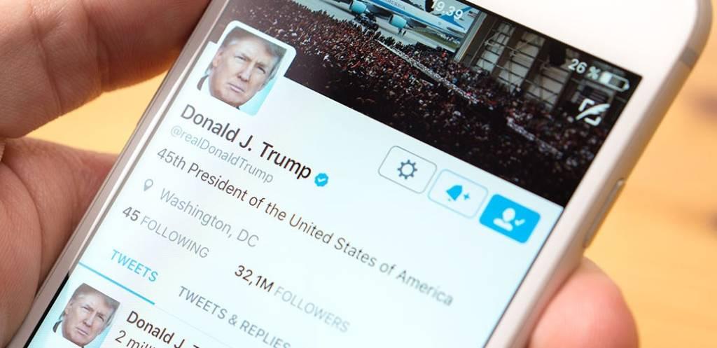 politici limitati su twitter