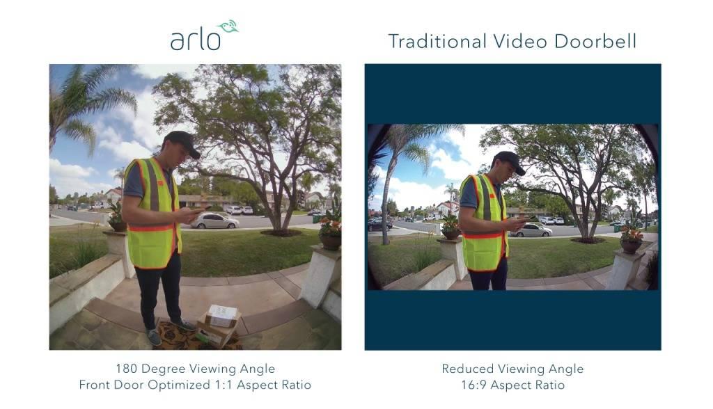 video campanello intelligente Arlo