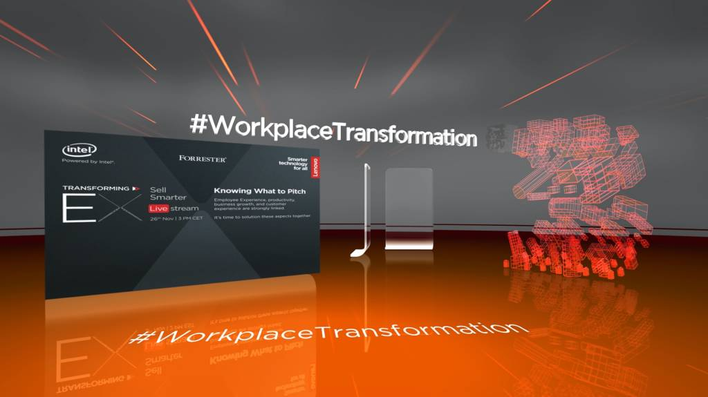 Live stream Workplace Transformation