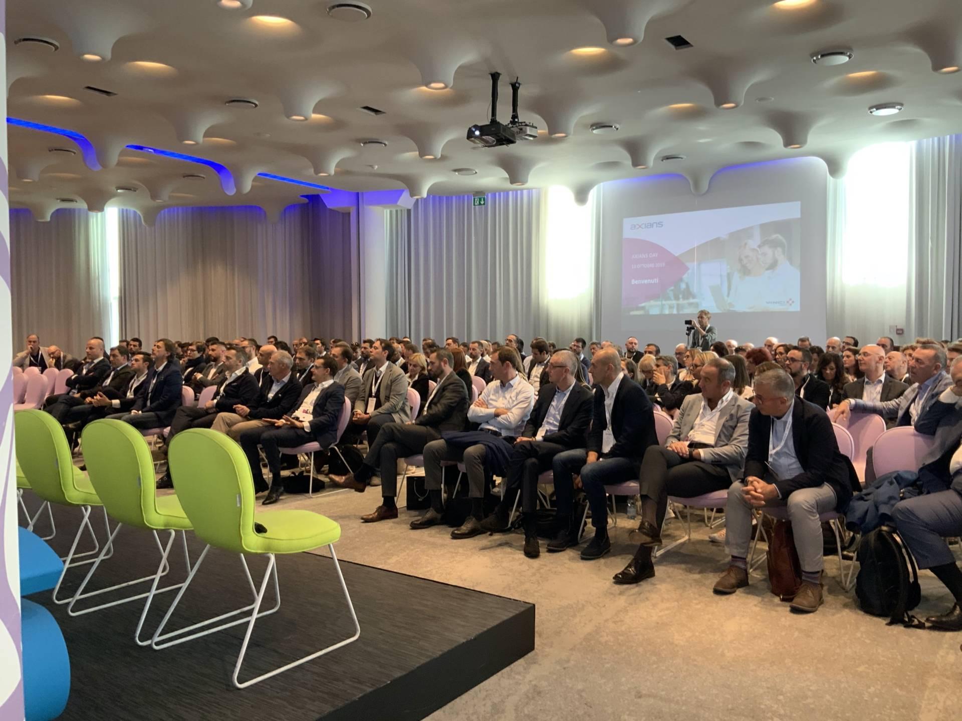 AXIANS DAY, ottime prospettive per il brand tecnologico del Gruppo Vinci Energies