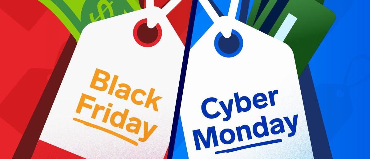Black Friday o Cyber Monday: quale il momento migliore per gli acquisti