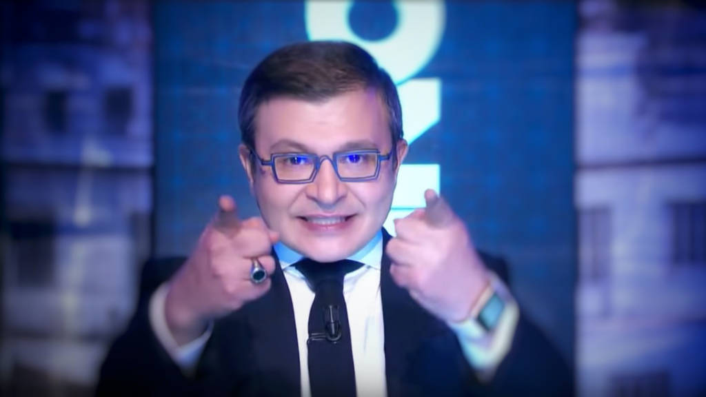 Francesco Marino Presentatore TV