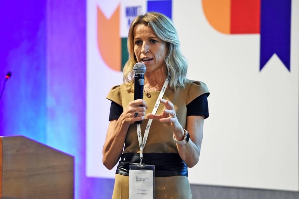 Paola Castellacci al Connext 2019