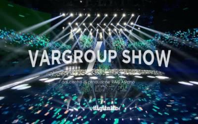 Var Group Show: lo spettacolo della tecnologia in diretta streaming