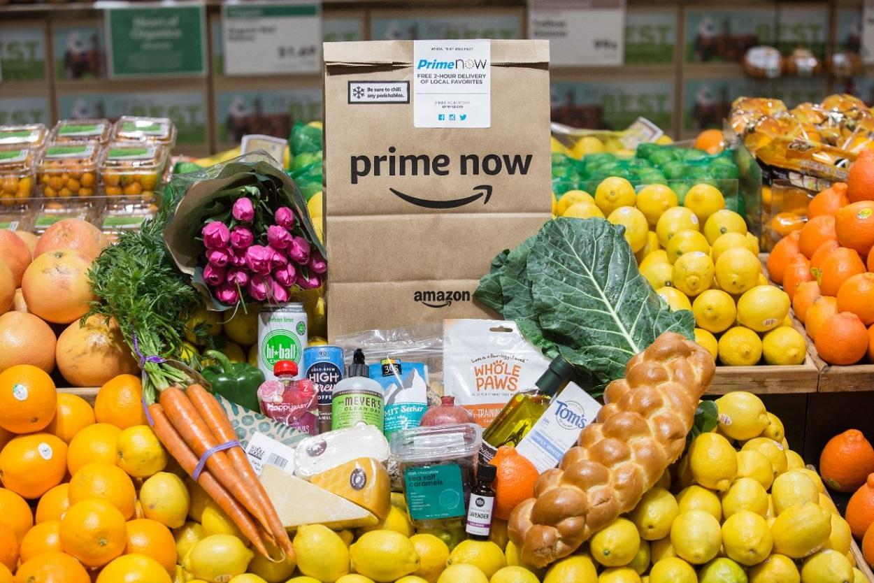 Amazon: nuovi supermercati biologici e una piattaforma per insegnanti