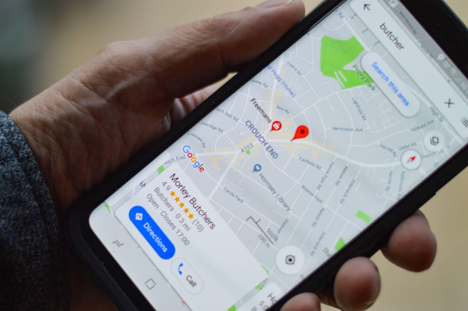 google maps con traduttore