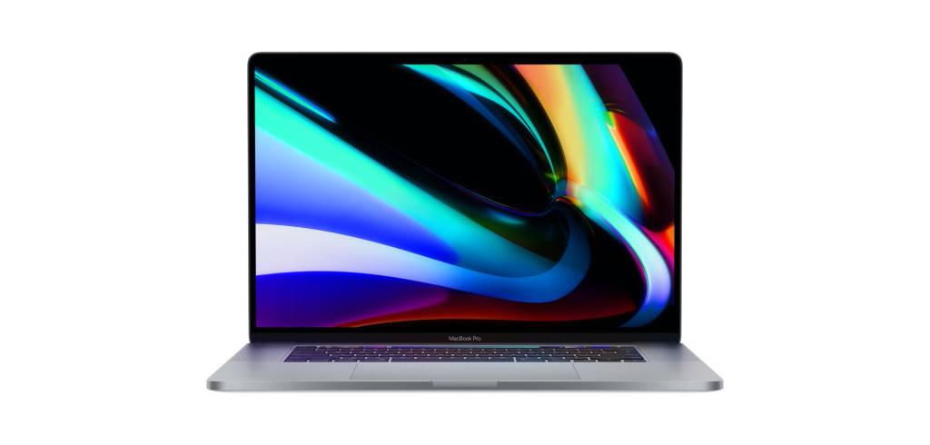 schermo MacBook pro 16