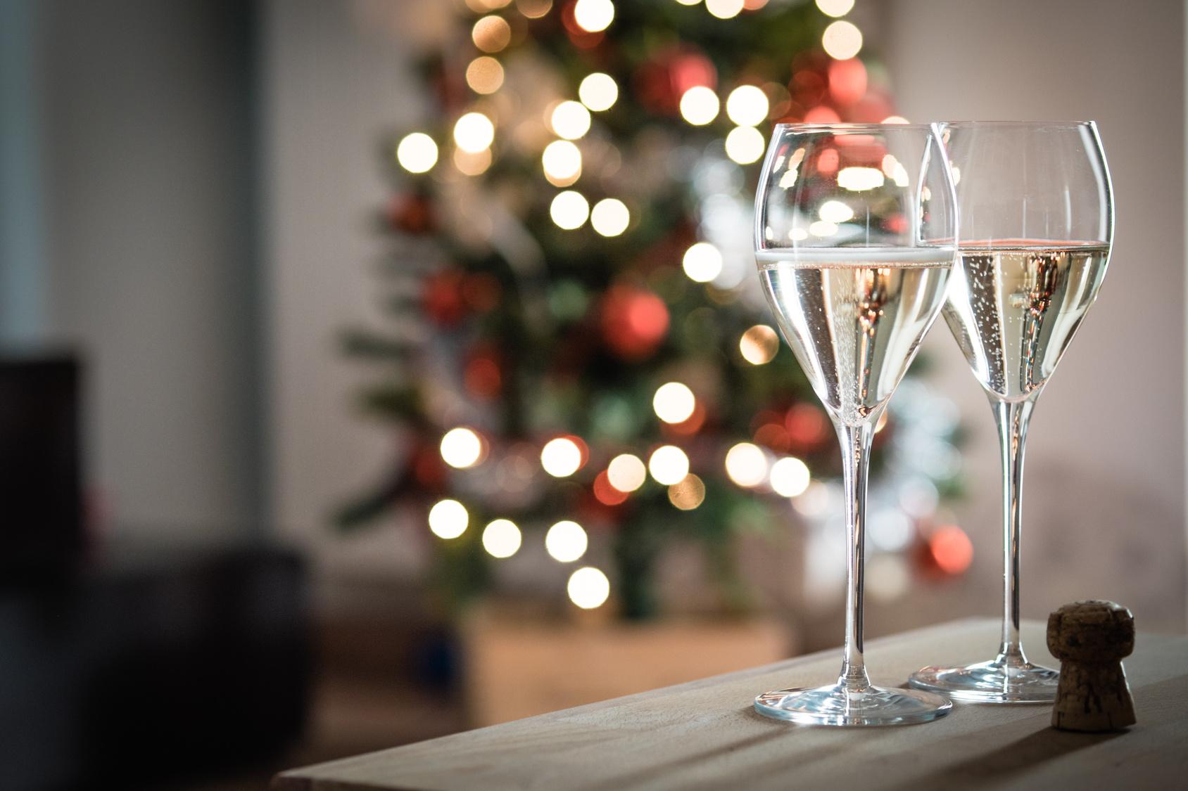 auguri buon anno raffinato