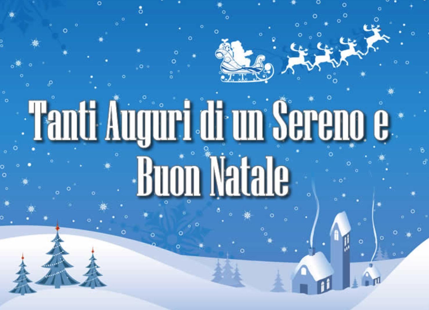 Auguro Un Buon Natale.Immagini Buon Natale 2019 Auguri Whatsapp Instagram E Facebook