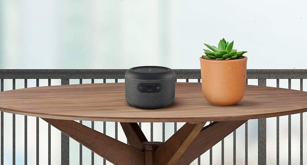 Amazon lancia il suo Echo a batteria