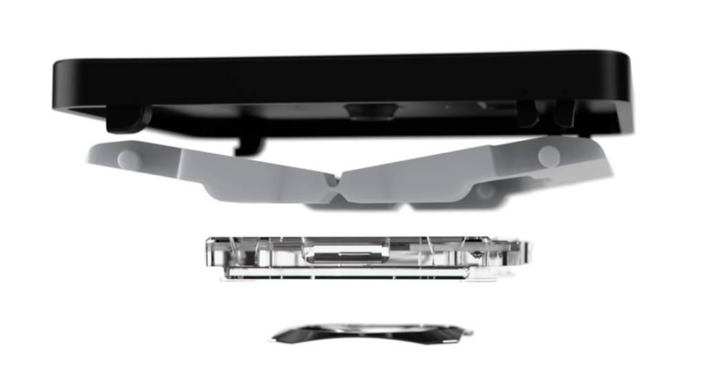 Meccanismo tastiera MacBook