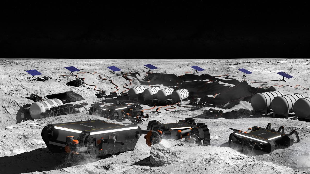 Robot minatori nello spazio, così aiuteranno gli esploratori del futuro