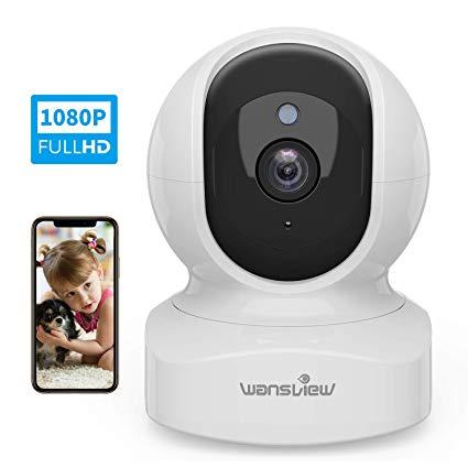 Wansview FHD 1080P telecamera di sorveglianza
