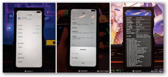 Xiaomi Redmi K30 immagini leak