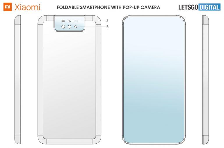 Xiaomi pieghevole fotocamera