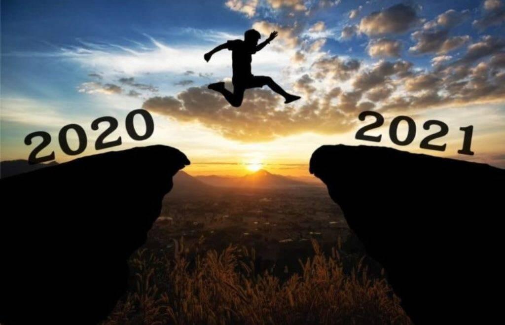 addio 2020 arriva il 2021