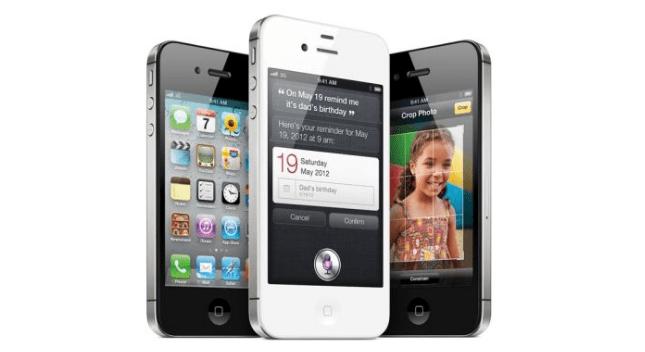 iPhone 4S 2010-2019