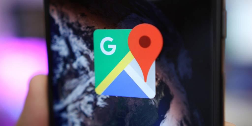 nuova funzione di google maps