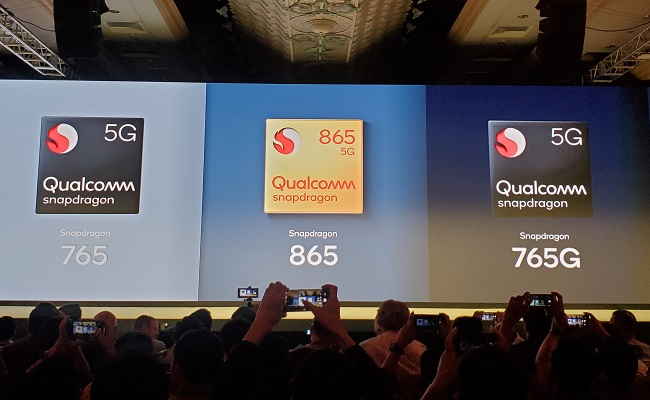 nuovi processori Qualcomm
