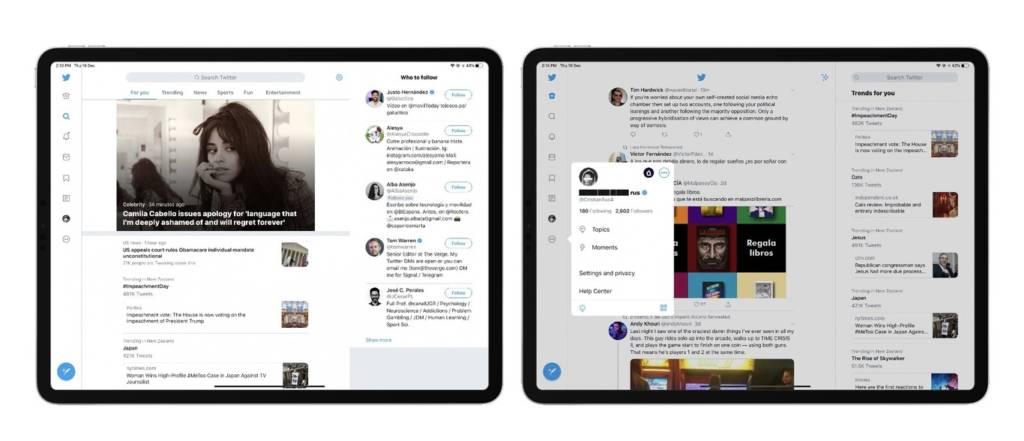 twitter per iPad