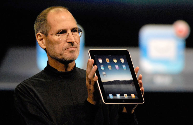 10 anni di iPad