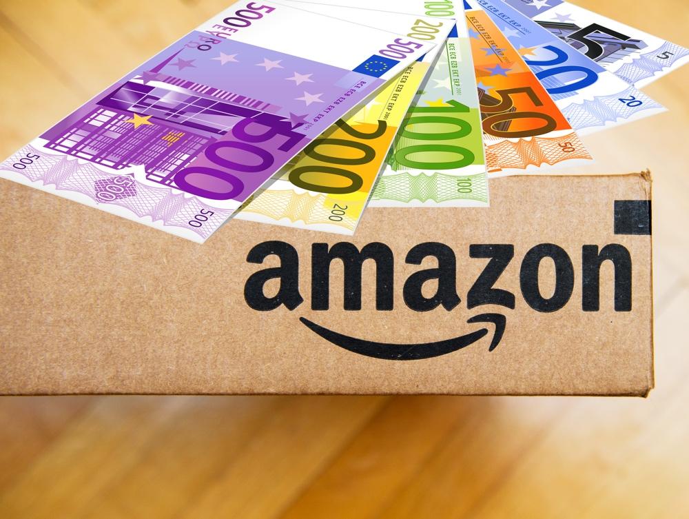 Amazon pagamento  a rate