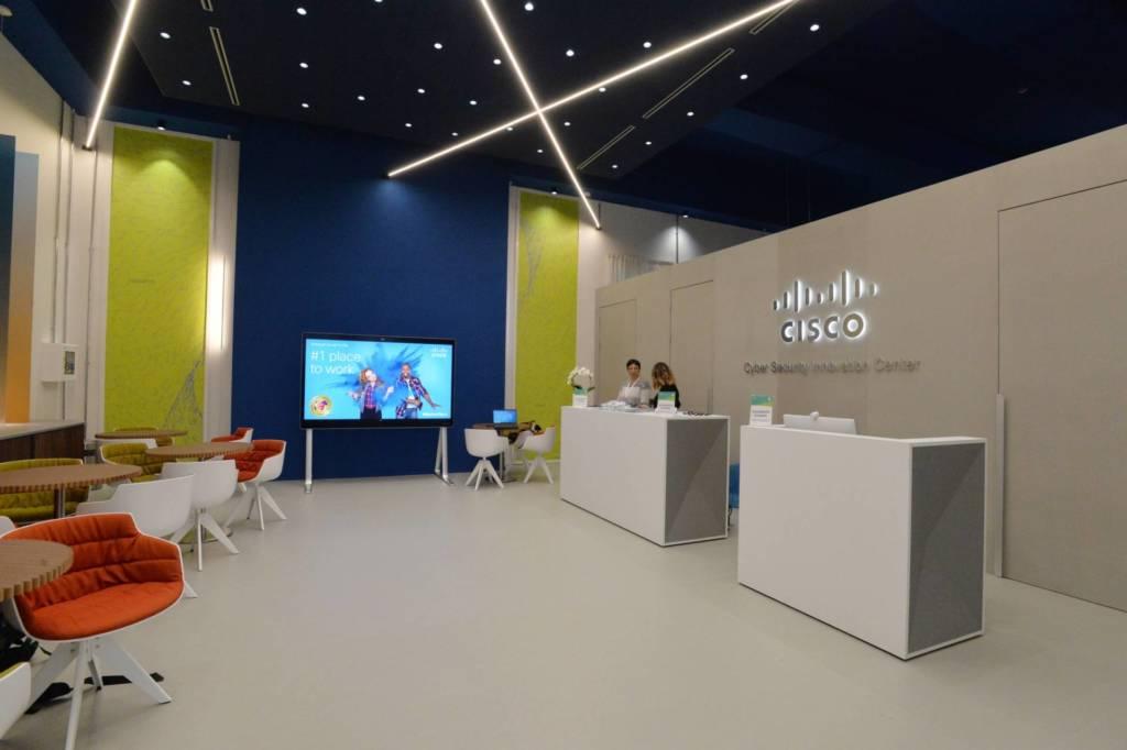 Cisco Co-Innovation Center