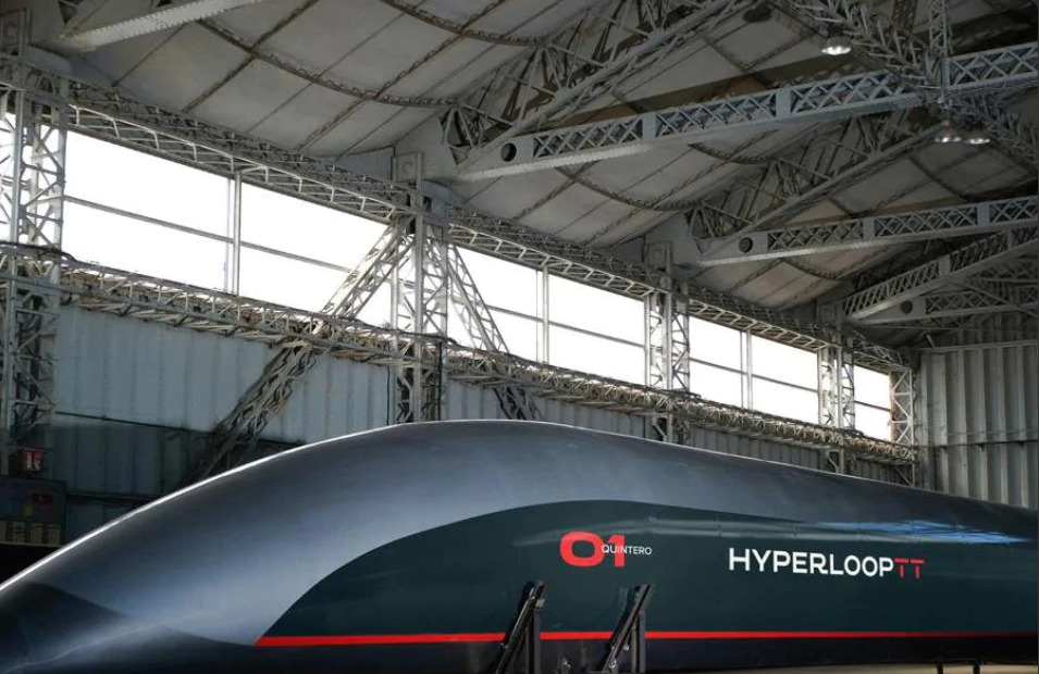 Hyperloop treno super veloce