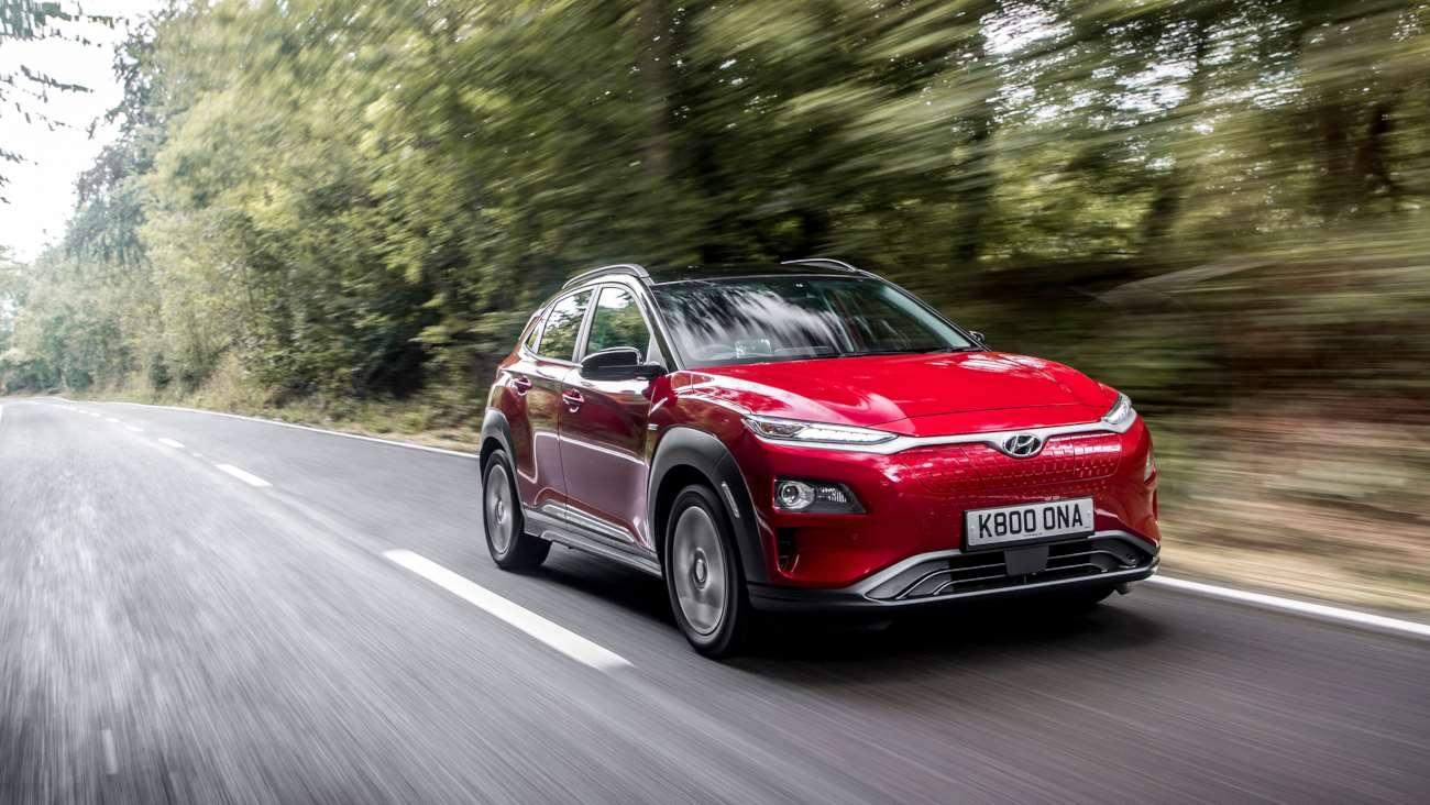 Auto Elettriche: Hyundai-Kona-EV