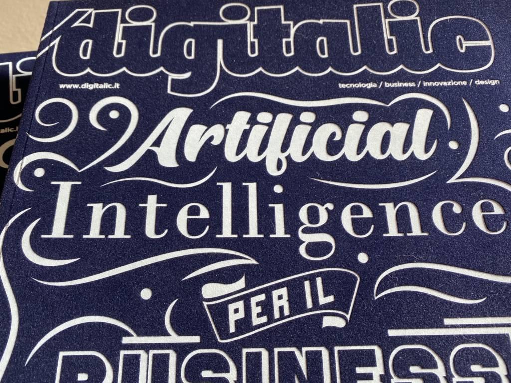 Digitalic n. 90 Intelligenza artificiale pe ril busienss