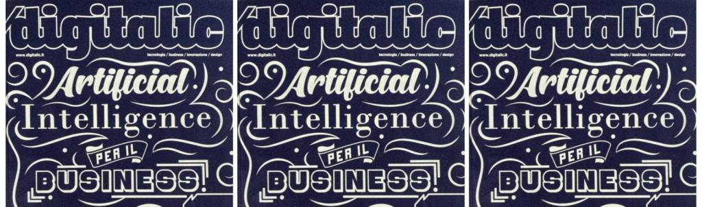 Intelligenza artificiale per il Business: Digitalic n. 90