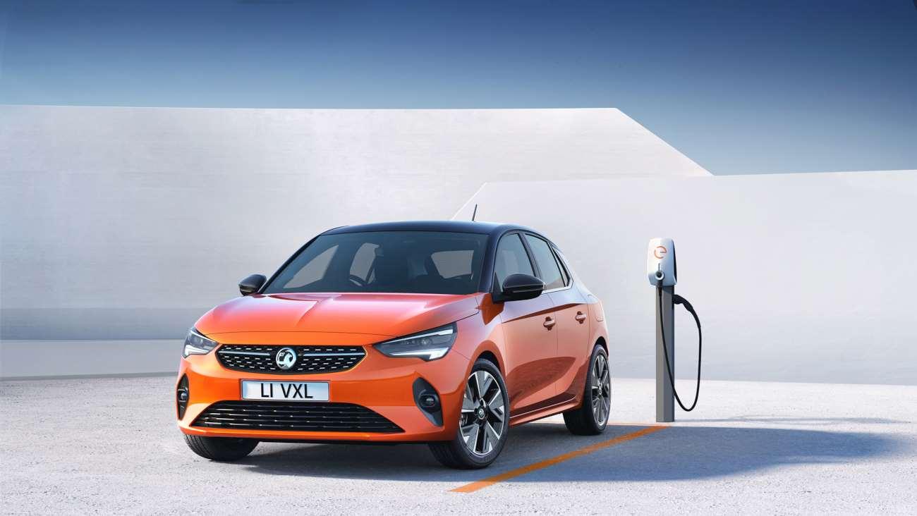 Auto Elettriche: Opel e-corsa