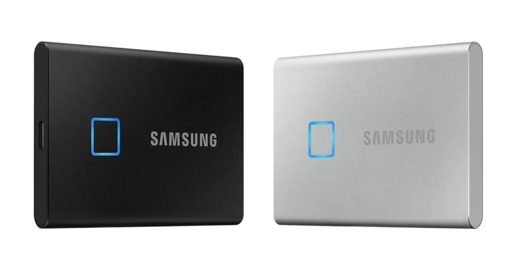 SSD T7 Touch colorazioni
