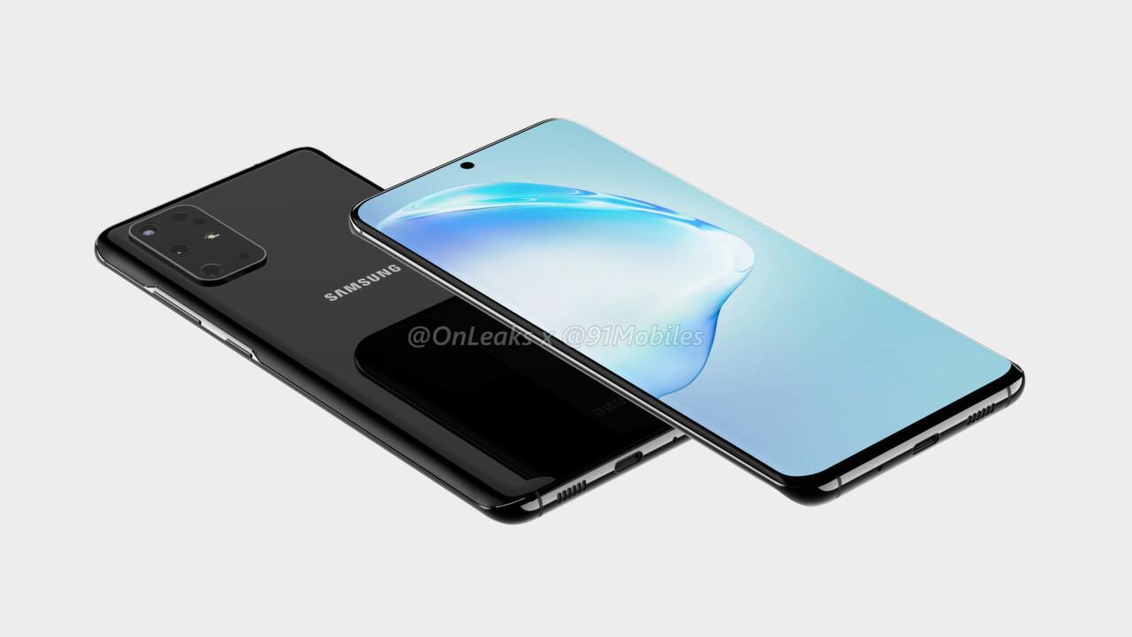Samsung Galaxy S20: i rumors sull'Ultra 5G e le prime immagini