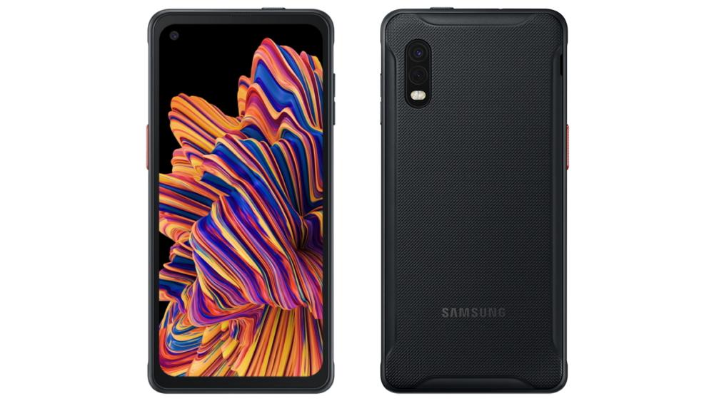 Samsung Galaxy XCover Pro, lo smartphone con batteria rimovibile