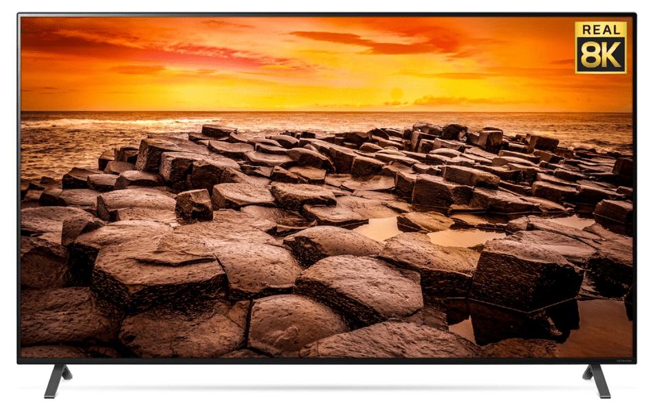 TV LG 8K CES 2020