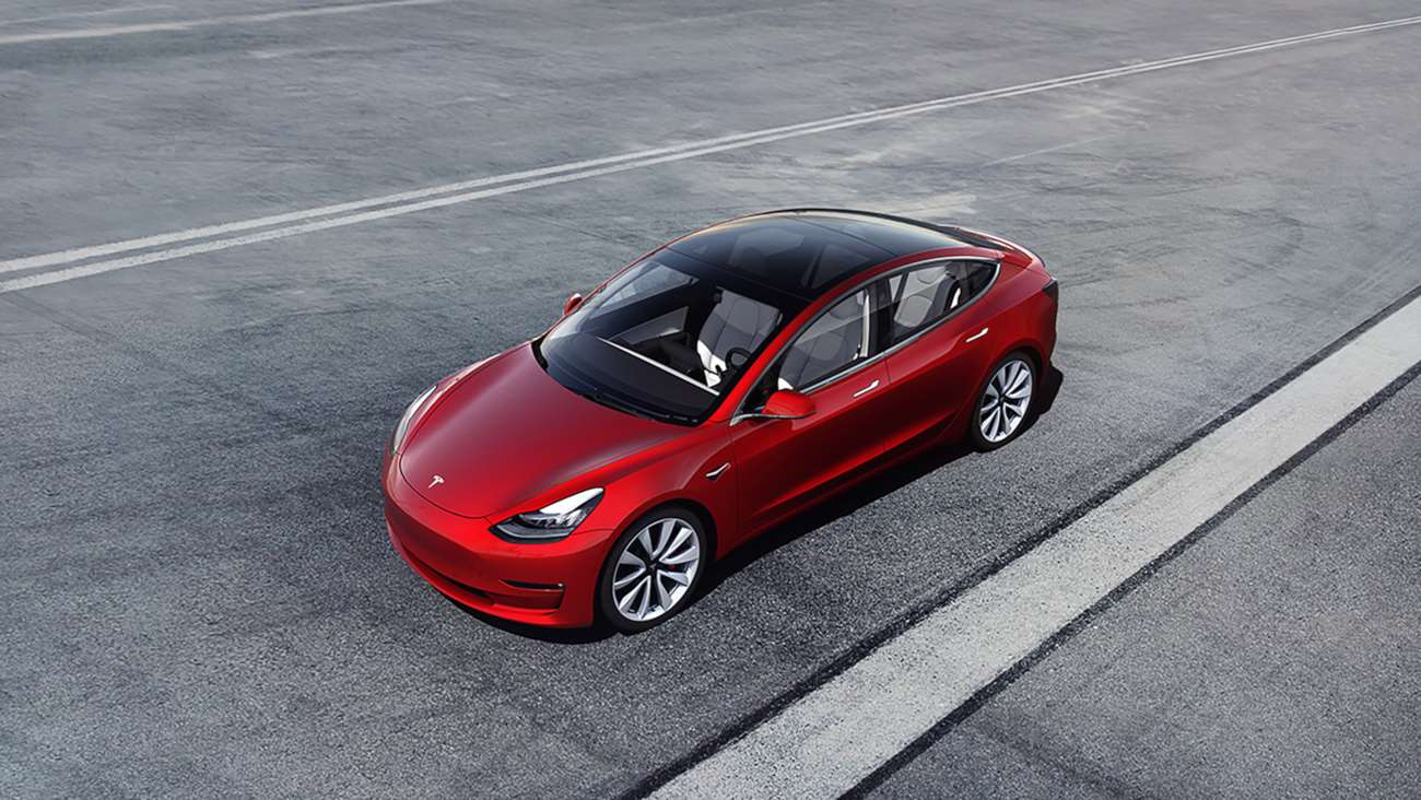 Auto Elettriche: Tesla Model 3