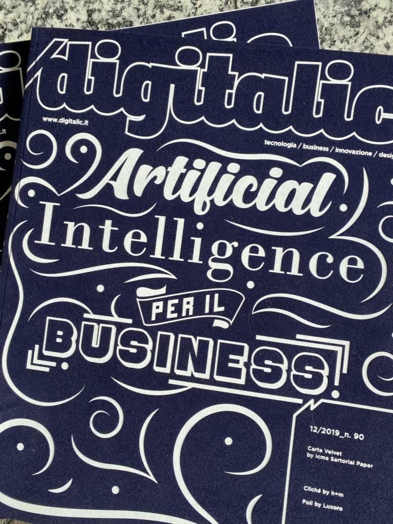 Digitalic n. 90 Intelligenza artificiale